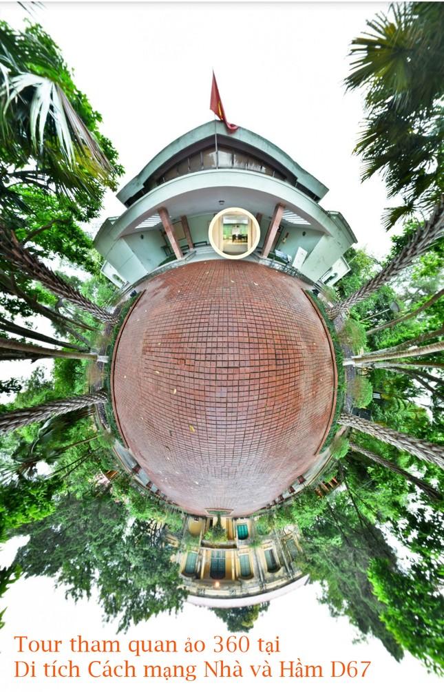 Tham quan ảo căn hầm Tổng hành dinh tại Hoàng thành Thăng Long ảnh 1