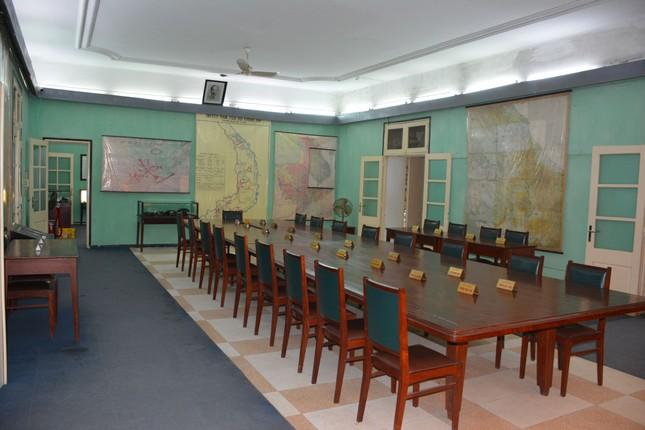 Tham quan ảo căn hầm Tổng hành dinh tại Hoàng thành Thăng Long ảnh 2