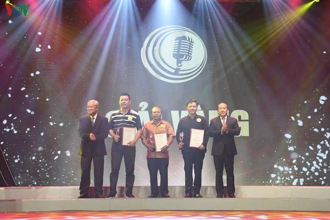 Trao 25 giải vàng Liên hoan phát thanh toàn quốc 2020 ảnh 2