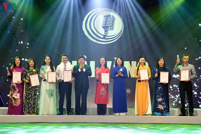 Trao 25 giải vàng Liên hoan phát thanh toàn quốc 2020 ảnh 1