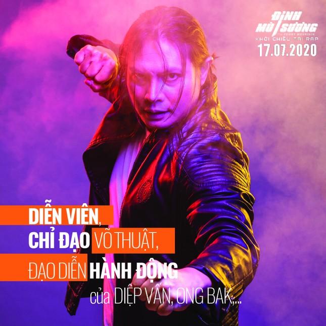 Sao 'Diệp Vấn 3' xuất hiện trong phim hành động Việt ảnh 1