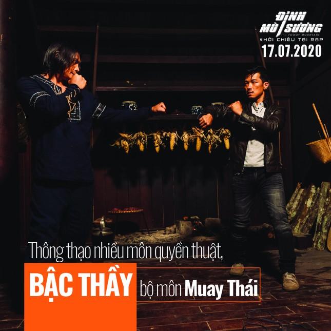 Sao 'Diệp Vấn 3' xuất hiện trong phim hành động Việt ảnh 2