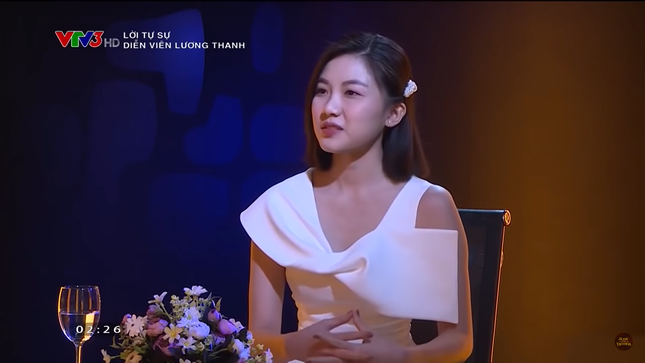 Lương Thanh từng khóc khi bị nói 'đổi tình lấy vai diễn' ảnh 1