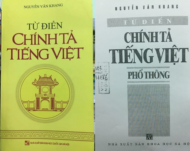 Choáng với cả trăm lỗi sai chính tả trong 'Từ điển chính tả tiếng Việt' ảnh 3