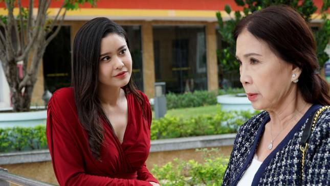 Lan Phương, Trương Quỳnh Anh cùng vợ chồng Tú Vi-Văn Anh đóng phim giờ vàng VTV ảnh 2