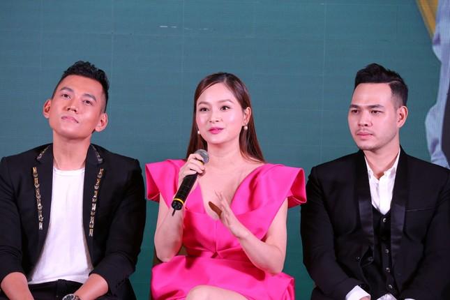 Lan Phương, Trương Quỳnh Anh cùng vợ chồng Tú Vi-Văn Anh đóng phim giờ vàng VTV ảnh 4