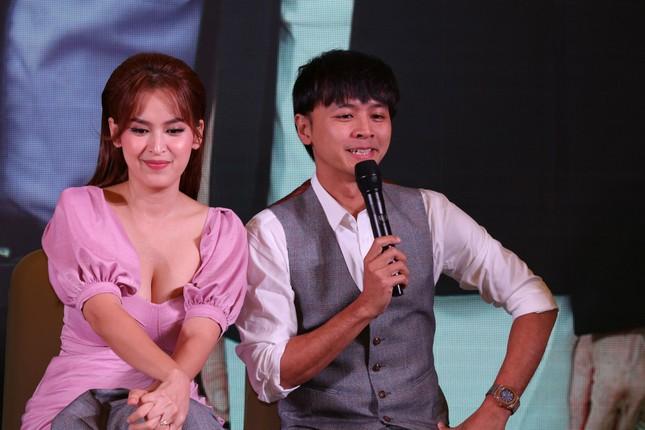 Lan Phương, Trương Quỳnh Anh cùng vợ chồng Tú Vi-Văn Anh đóng phim giờ vàng VTV ảnh 3