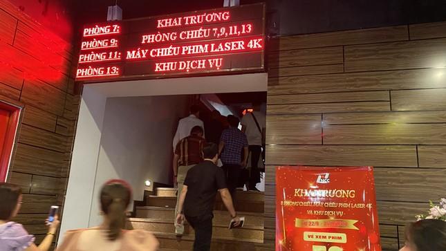Trở lại sau đại dịch, Trung tâm Chiếu phim quốc gia nâng cấp công nghệ khủng ảnh 3
