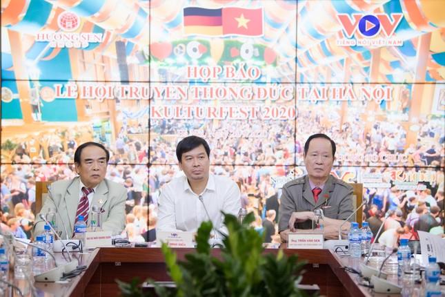 Lễ hội văn hoá Việt - Đức Kulturfest 2020: Khuấy động Hà Nội với nhiều hoạt động đặc sắc ảnh 1