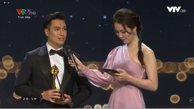 Việt Anh, Ngọc Lan giành giải xuất sắc tại LH Truyền hình toàn quốc thứ 40 ảnh 1