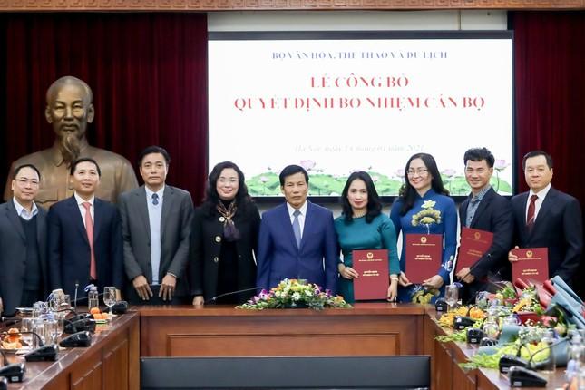 NSƯT Xuân Bắc được bổ nhiệm Giám đốc Nhà hát Kịch Việt Nam ảnh 1