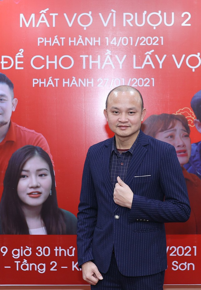 Nghệ sĩ Xuân Nghĩa ra phim hài Tết, tiết lộ về anh trai Xuân Hinh ảnh 1