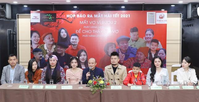 Nghệ sĩ Xuân Nghĩa ra phim hài Tết, tiết lộ về anh trai Xuân Hinh ảnh 3