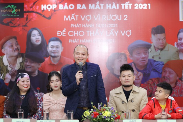 Nghệ sĩ Xuân Nghĩa ra phim hài Tết, tiết lộ về anh trai Xuân Hinh ảnh 2