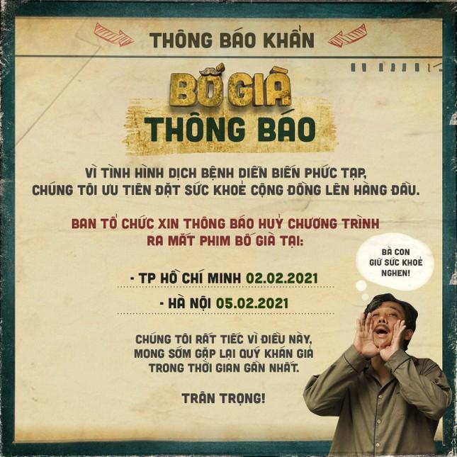Điện ảnh Việt: Hết bị tẩy chay lại lao đao vì COVID-19 ảnh 3