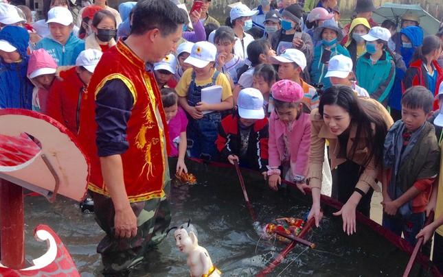 Hoa hậu Đỗ Thị Hà tham gia '12 con giáp' phát sóng mùng 3 Tết ảnh 2