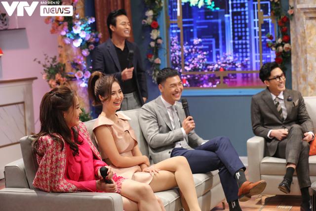 Hồng Diễm-Hồng Đăng cùng dàn diễn viên vàng 'Gặp gỡ diễn viên truyền hình' Mùng 4 Tết ảnh 2