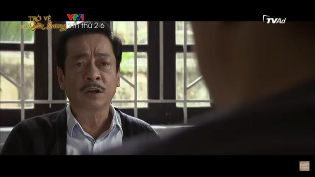 Tập cuối cùng NSND Hoàng Dũng xuất hiện trong bộ phim giờ vàng VTV1 ảnh 2