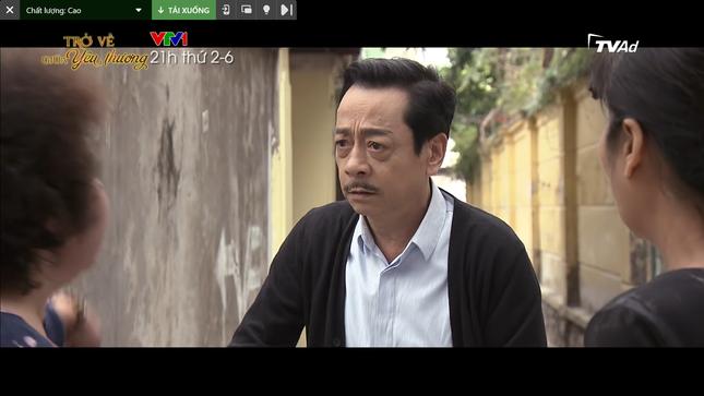 Tập cuối cùng NSND Hoàng Dũng xuất hiện trong bộ phim giờ vàng VTV1 ảnh 1