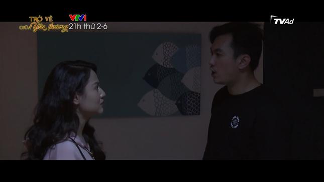 Tập 2 'Trở về giữa yêu thương' phần 2, NSND Trung Anh xuất hiện thay vai NSND Hoàng Dũng ảnh 1