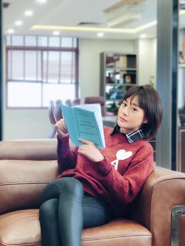 Mạnh Trường-Phương Oanh tái hợp trong 'Hương vị tình thân' ảnh 1