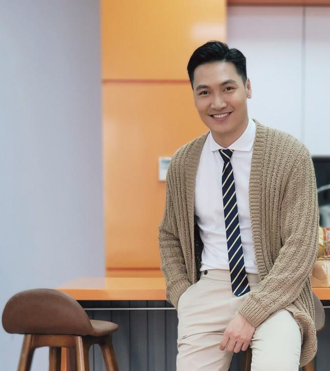 Mạnh Trường-Phương Oanh tái hợp trong 'Hương vị tình thân' ảnh 2