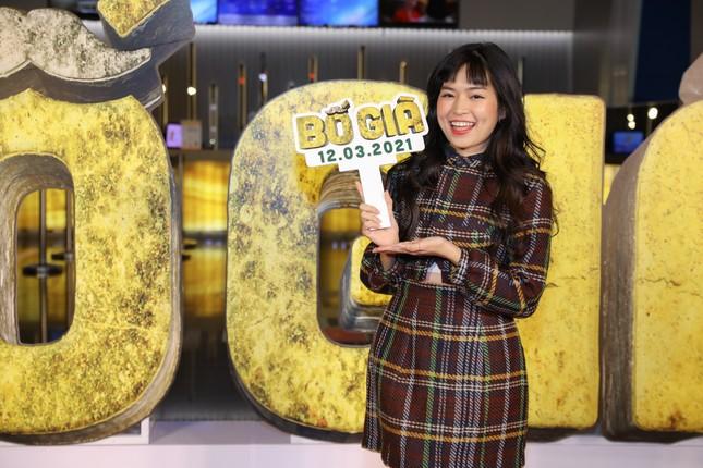Hà Hồ-Kim Lý cùng dàn sao Việt đình đám ủng hộ 'Bố Già' Trần Thành ảnh 9