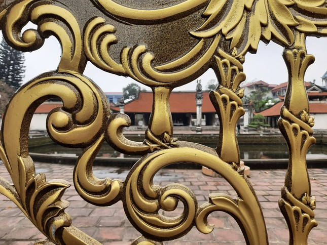 Sở VH yêu cầu báo cáo về thay cổng biệt thự tại di tích quốc gia đặc biệt 500 tuổi ảnh 2