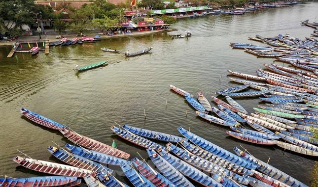 Lễ hội chùa Hương: Đón hơn 4 vạn khách, không còn cảnh 'tả tơi' đi hội ảnh 1