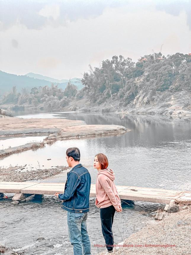 Rò rỉ ảnh lãng mạn của Hồng Diễm-Quốc Đam trong 'Hướng dương ngược nắng' ảnh 2