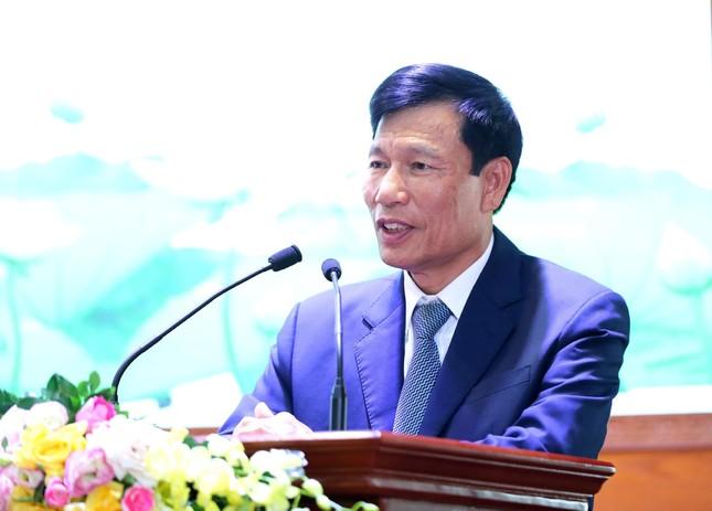 Bàn giao nhiệm vụ Bộ trưởng Bộ Văn hóa, Thể thao và Du lịch ảnh 2