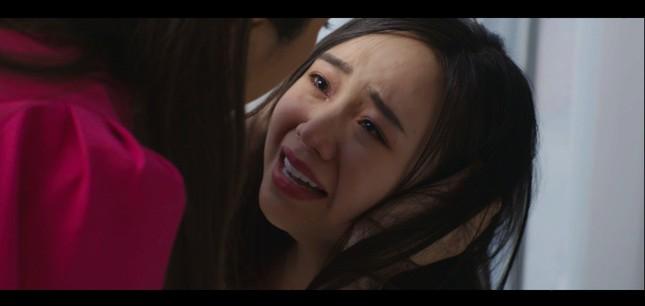 Hậu trường Quỳnh Kool bị đánh thật trong cảnh đánh ghen tàn bạo của 'Hãy nói lời yêu' ảnh 2