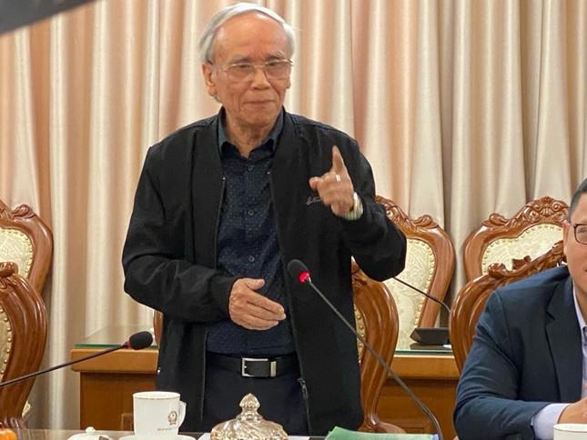GS Hồ Ngọc Đại: Tôi không oán trách Hội đồng thẩm định  ảnh 1