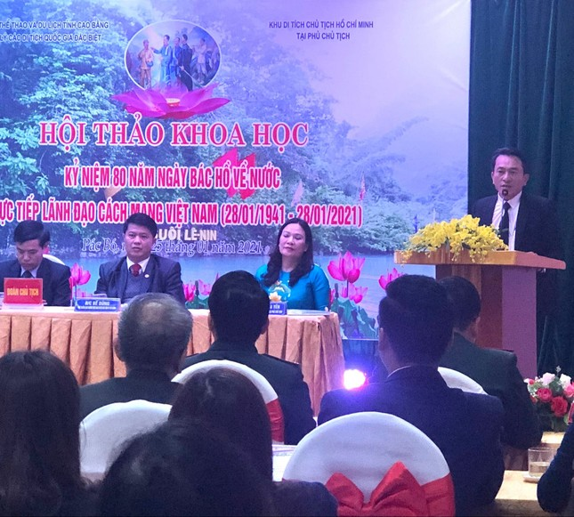 Chọn Cao Bằng là căn cứ cách mạng đầu tiên: Tầm nhìn chiến lược của lãnh tụ Nguyễn Ái Quốc ảnh 1