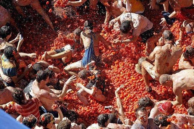 Chùm ảnh về những lễ hội độc đáo và nhiều màu sắc nhất thế giới ảnh 10
