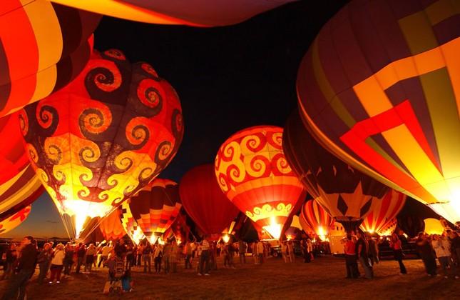Chùm ảnh về những lễ hội độc đáo và nhiều màu sắc nhất thế giới ảnh 9