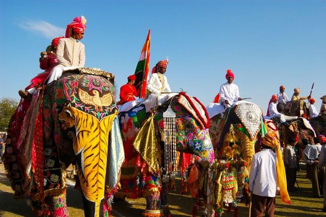 Chùm ảnh về những lễ hội độc đáo và nhiều màu sắc nhất thế giới ảnh 14