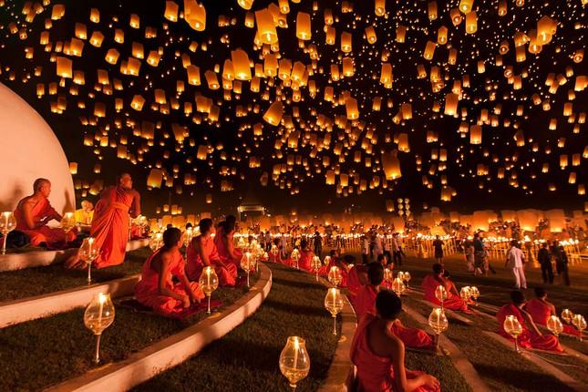 Chùm ảnh về những lễ hội độc đáo và nhiều màu sắc nhất thế giới ảnh 1