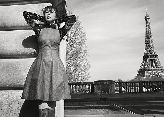 Song Hye Kyo sành điệu, đẳng cấp giữa Paris ảnh 6
