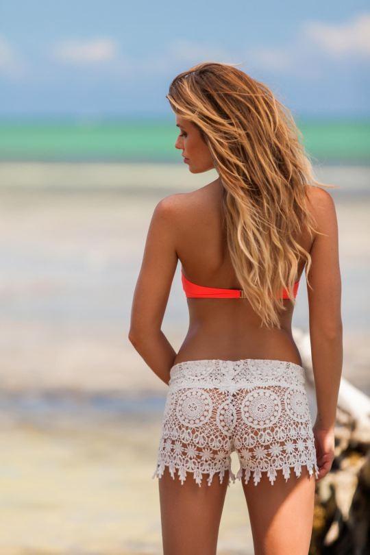 Ngắm dáng vóc đẹp ngất ngây của mẫu bikini người Mỹ ảnh 16