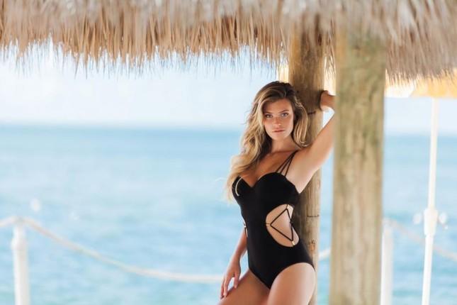 Ngắm dáng vóc đẹp ngất ngây của mẫu bikini người Mỹ ảnh 23