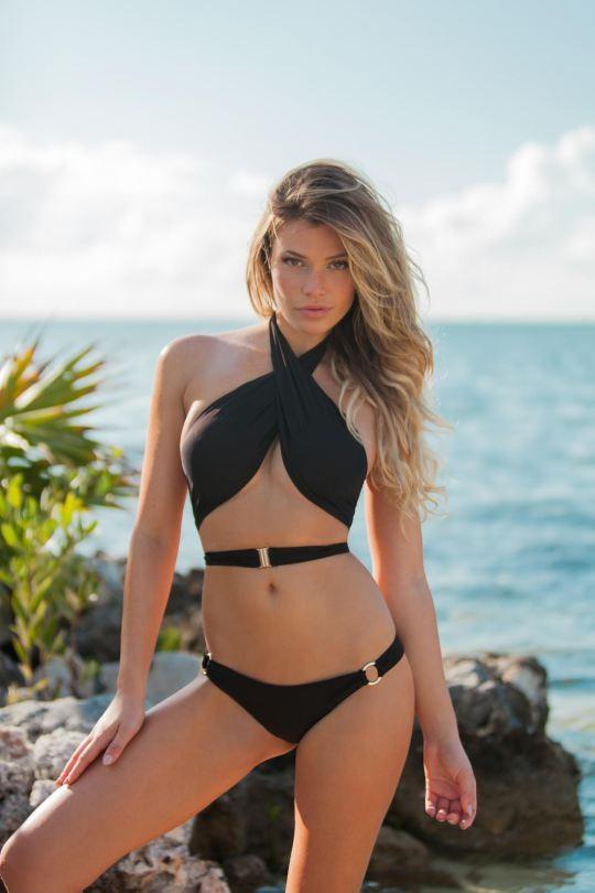 Ngắm dáng vóc đẹp ngất ngây của mẫu bikini người Mỹ ảnh 5