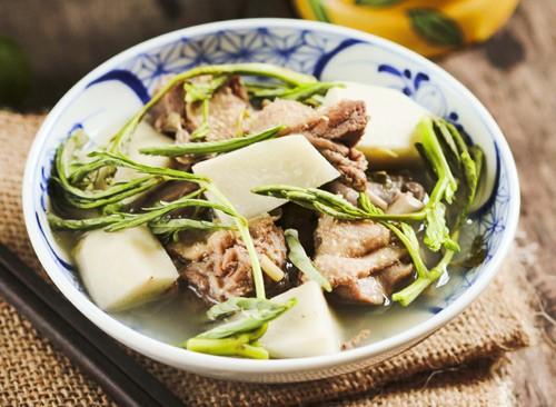 5 món ăn siêu hấp dẫn từ thịt vịt ảnh 3