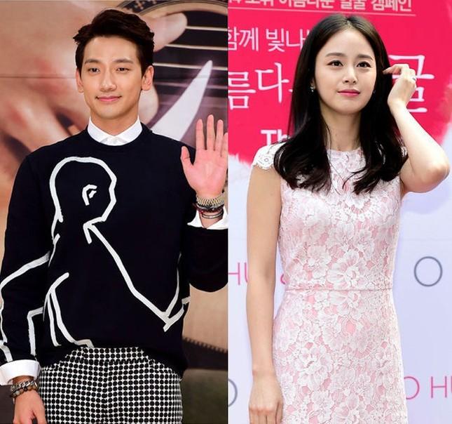 Bi Rain và Kim Tae Hee lần đầu bị bắt gặp hẹn hò ảnh 2