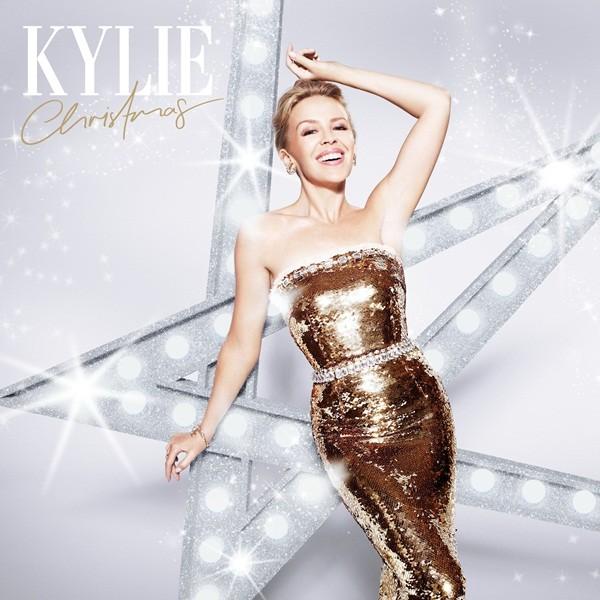 Kylie Minogue biến thành món quà Giáng sinh gợi cảm ảnh 1