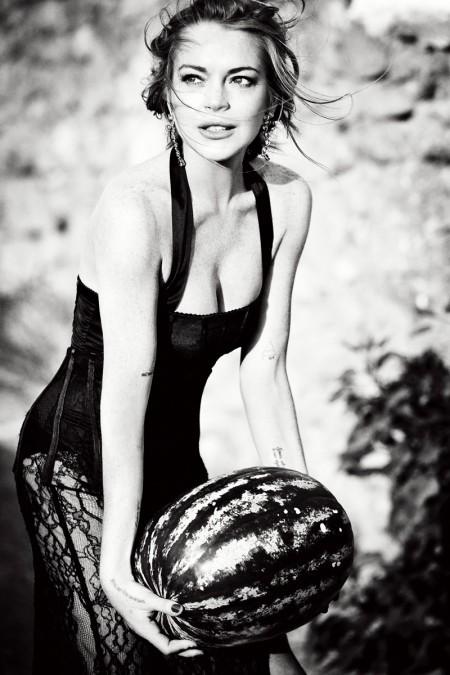 Lindsay Lohan tái xuất gợi cảm bất ngờ ảnh 12