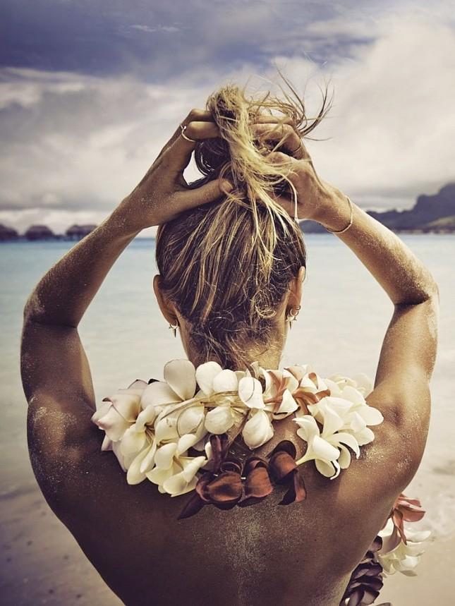 Mê mẩn vẻ đẹp thiên thần của Candice Swanepoel ảnh 9