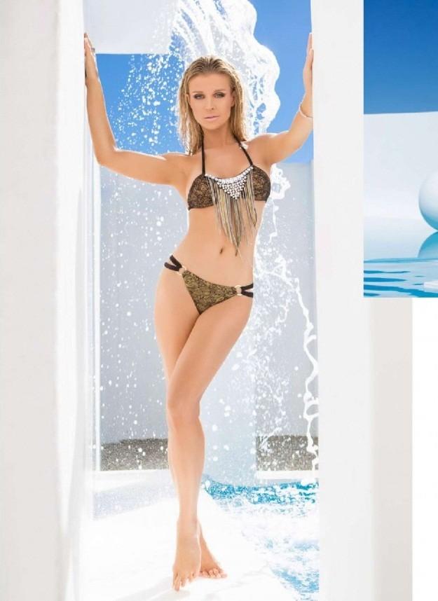 Joanna Krupa tiết lộ bí quyết giữ dáng chuẩn, eo thon ảnh 6