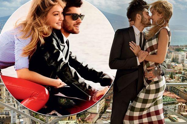 Mỹ nhân áo tắm Gigi Hadid đính hôn sau 4 tháng hẹn hò ảnh 1