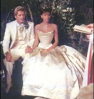 David Beckham nhắn gửi mùi mẫn đến vợ yêu nhân 17 năm ngày cưới ảnh 1